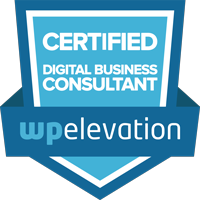 Digital Business Consultant Badge